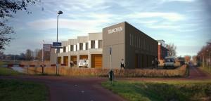 Vrouw Avenweg (Triarchium Fase II), Den Haag